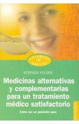 Papel MEDICINAS ALTERNATIVAS Y COMPLEMENTARIAS PARA UN TRATAMIENTO