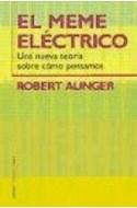 Papel MEME ELECTRICO UNA NUEVA TEORIA SOBRE COMO PENSAMOS (PAIDOS TRANSICIONES 70050)