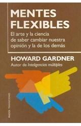 Papel MENTES FLEXIBLES (EL ARTE Y LA CIENCIA DE SABER CAMBIAR NUES