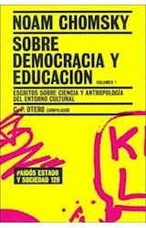 Papel SOBRE DEMOCRACIA Y EDUCACION-V1