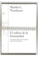 Papel CULTIVO DE LA HUMANIDAD UNA DEFENSA CLASICA DE LA REFORMA EN LA EDUCACION LIBERAL (PAIDOS BASICA)