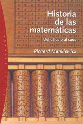 Papel Historia De La Matematicas. Del Calculo Al Caos