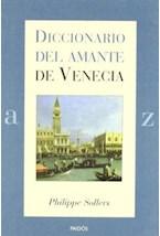 Papel DICCIONARIO DEL AMANTE DE VENECIA