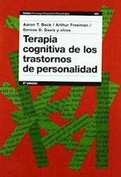 Papel Terapia Cognitiva De Los Trastornos De Perso
