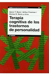 Papel TERAPIA COGNITIVA DE LOS TRASTORNOS DE PERSONALIDAD