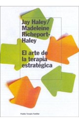 Papel EL ARTE DE LA TERAPIA ESTRATEGICA