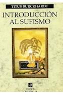 Papel INTRODUCCION AL SUFISMO (ORIENTALIA 42091)