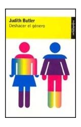 Papel DESHACER EL GENERO (COLECCION STUDIO)