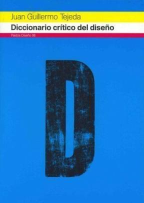 Papel Diccionario Critico Del Diseño