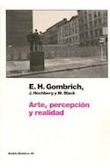 Papel ARTE PERCEPCION Y REALIDAD (ESTETICA 35042)