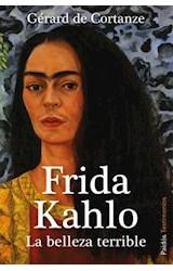 Papel FRIDA KAHLO LA BELLEZA TERRIBLE
