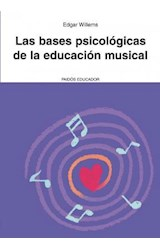 Papel LAS BASES PSICOLOGICAS DE LA EDUCACION MUSICAL