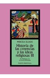 Papel HISTORIA DE LAS CREENCIAS 3 Y LAS IDEAS RELIGIOSAS III