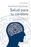 Papel SALUD PARA TU CEREBRO UN PROGRAMA DE PREVENCION DEL ALZHEIMER (CUERPO Y SALUD)