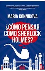 Papel COMO PENSAR COMO SHERLOCK HOLMES