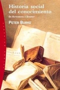 E-book Historia Social Del Conocimiento