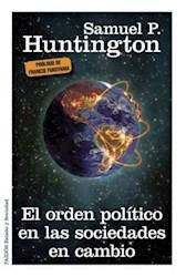 Papel Orden Politico En Las Sociedades En Cambio, El