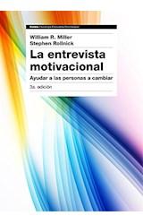 Papel ENTREVISTA MOTIVACIONAL, LA (3øEDICION)