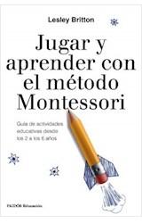 Papel JUGAR Y APRENDER CON EL METODO MONTESSORI