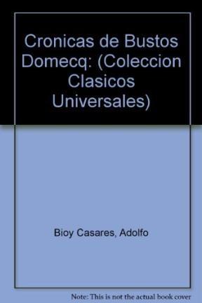 Papel Cronicas De Bustos Domecq