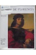 Papel MUSEOS DE FLORENCIA (GRANDES MUSEOS DEL MUNDO) [C/CD ROM] (CARTONE)