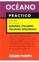 Papel Diccionario Pocket O Practico Español - Italiano / Italiano - Spagnolo