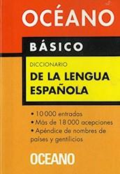 Oceano Basico Diccionario De La Lengua Española