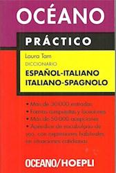 Oceano Practico Diccionario  Español - Italiano  Italiano - Spagnolo