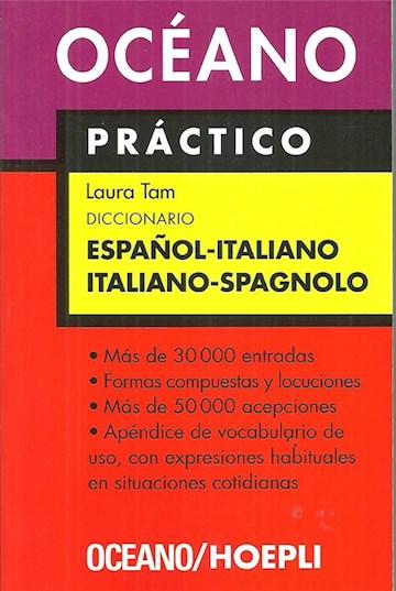 Papel Diccionario Practico Español- Italiano