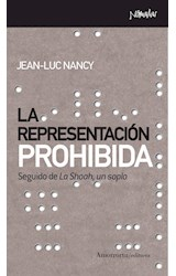 Papel REPRESENTACION PROHIBIDA SEGUIDO DE LA SHOAH UN SUPLO