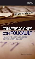 Libro Conversaciones Con Foucault