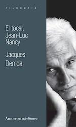 Libro El Tocar  Jean-Luc Nancy