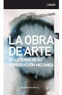 Papel OBRA DE ARTE EN LA EPOCA DE SU REPRODUCCION MECANICA (COLECCION NOMADAS)