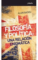Papel FILOSOFIA Y POLITICA: UNA RELACION ENIGMATICA