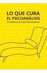 E-book Lo que cura el psicoanálisis