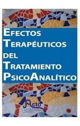 E-book Efectos Terapéuticos del Tratamiento Psicoanalítico