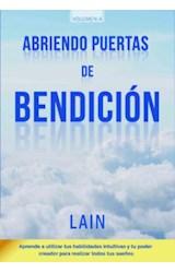 Papel ABRIENDO PUERTAS DE BENDICION