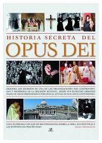 Papel Historia Secreta Del Opus Dei