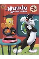 Papel MUNDO QUE NOS RODEA 101 FLAPS DIVERTIDOS (LOONEY TUNES) (CARTONE)