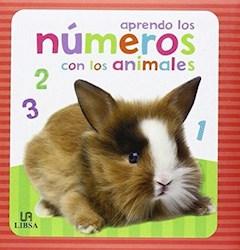 Libro Aprendo Los Numeros Con Animales
