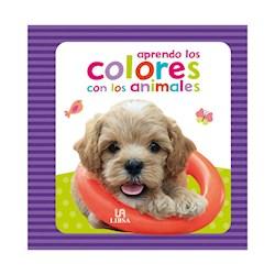 Libro Aprendo Los Colores Con Los Animales