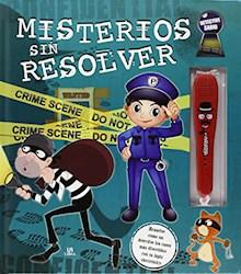 Libro Detective Sabio Misterios Sin Resolver
