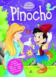 Libro Pinocho  Clasicos Para Aprender