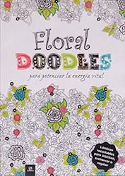 Libro Floral Doodles Para Potenciar La Energia Vital