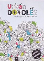 Libro Urban Doodles Para Mejorar La Concentracion
