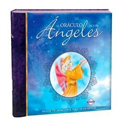 Libro El Oraculo De Los Angeles Incluye 72 Cartas Con El Tarot De Los Angeles