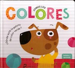 Libro Somos Los Colores
