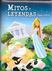 Libro Mitos Y Leyendas Para Niños