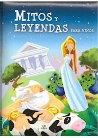 Papel Coleccion Obras Universales - Mitos Y Leyendas Para Niños