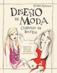 Libro Diseño De Moda Cuadernos Y Bocetos